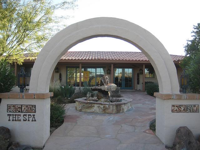 rancho de los caballeros, arizona