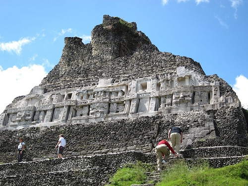 A national symbol, El Castillo can be visited on horseback - although you'll need to hike on foot to the top