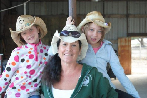 Miss Leigh invites future cowgirls to visit Sugar & Spice Ranch for a horseback riding vacation