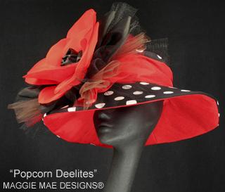 Popcorn Deelites Hat