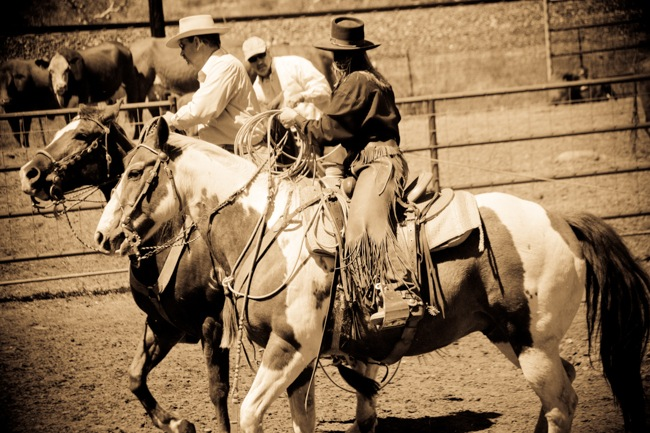 cowboys, Loop Ranch
