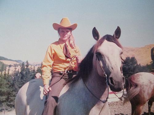 Nancy Brown, equestrian travel expert