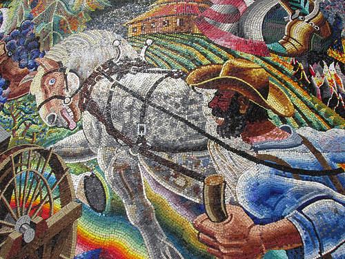 """Alan Shepp"" equine art"