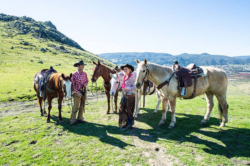 horseback riding, Madonna Inn, San Luis Obispo, California