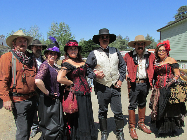 Santa Clarita Cowboy Festival, Newhall, California