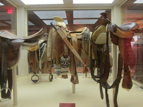 saddles, Ronald Reagan,