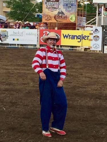rodeo, clown, Crash Cooper