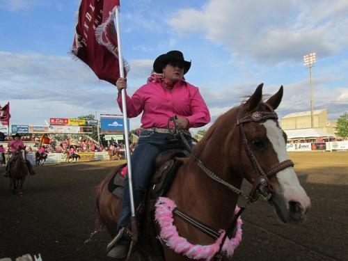 Redding Rodeo, cowgirl, redding, california
