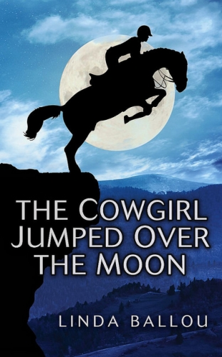 book, cowgirl jumped over the moon
