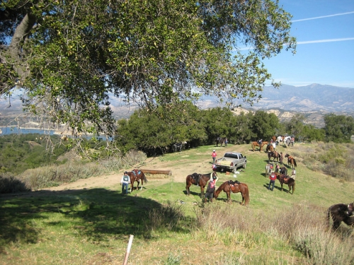 NATRC, trail ride, california