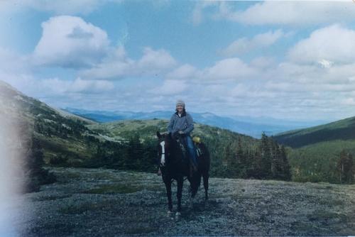 Lindsey Ross, horse, horseback riding
