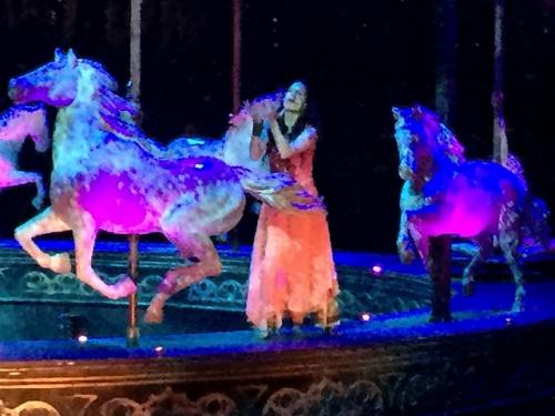 carousel, odysseo, horse, valentina spreca