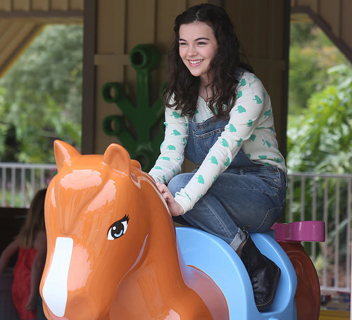 horse, legoland california resort, heartlake stables