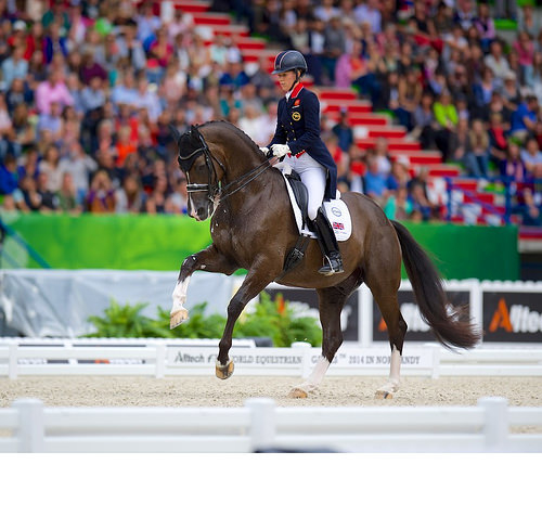Charlotte Dujardin, dressage, horseback riding