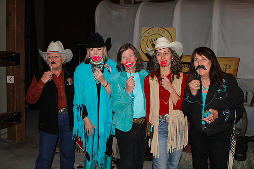 barbara van cleve, dr. eleanor green, nancy d brown, stacy westfall, cathy a smith, national cowgirl museum and hall of fame, national cowgirl hall of fame, cowgirl spring roundup, paws up, the resort at paws up, montana, cowgirl nancy brown, cowgirl stacy westfall