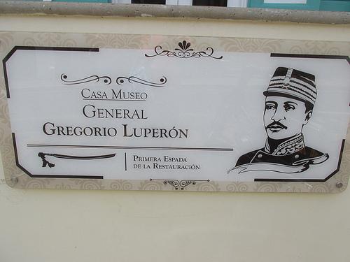casa museo, general gregorio luperon, puerto plata, dominican republic