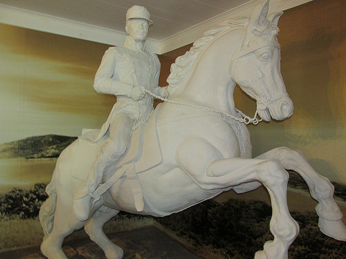 war of restoration, horse, gregorio luperon, museum