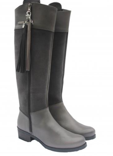 welligogs, mayfair waterproof boot, waterproof boot, equestrian boot, riding boot