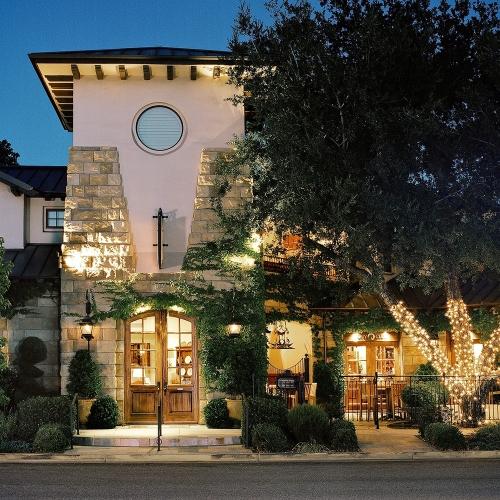 hotel cheval, paso robles, california