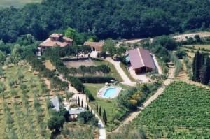 Horseback Riding Vacation at Il Paretaio in Tuscany