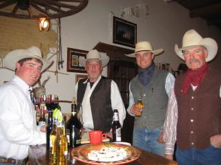Cowboy hospitality on your horseback riding vacation