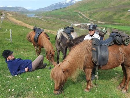 Horseback Riding Vacation in Iceland