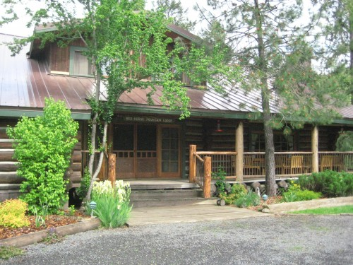Red Horse Mountain Ranch - an All-inclusive Dude Ranch in Harrison, Idaho