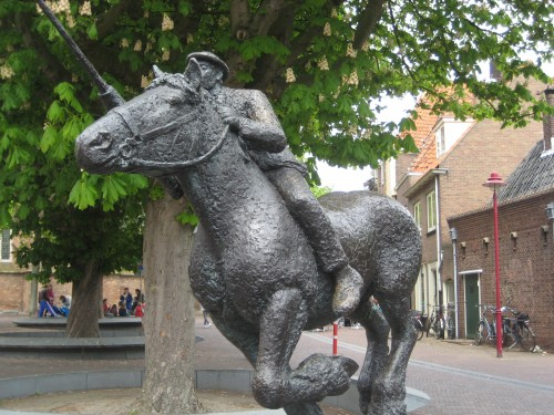 Horseback riding vacation in Middelburg, Zeeland