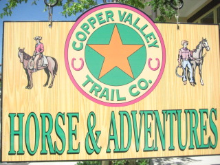Copper Valley Trail Company Horseback Riding Vacation