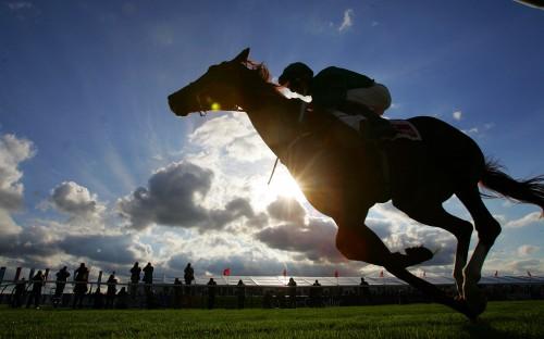 This British Horseback Riding Vacation includes Horseracing