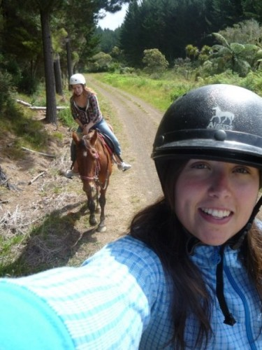 Cailin recommends this horseback riding vacation for beginner equestrians