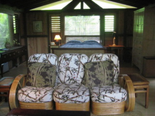 Stay at the Paniolo Guest Cottage on your Horseback Riding Vacation