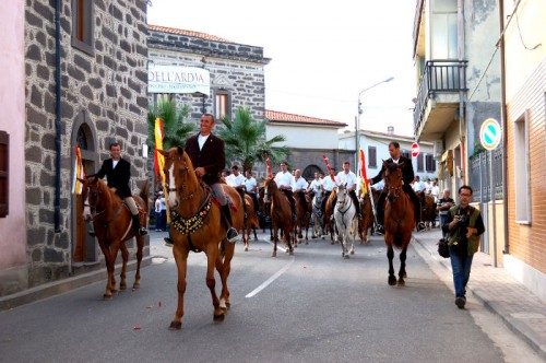 During this horseback riding vacation in S'Ardia, Italy, the horses are the stars