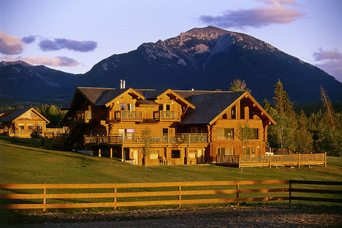 Passports with Purpose Takes a Horseback Riding Vacation to Echo Valley Ranch and Spa in Canada's Cariboo Country