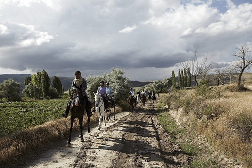 Join Relief Riders on a horseback riding vacation with a medical mission in Cappadocia, Turkey