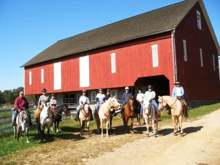 Take a horseback riding vacation onto the battlefield with Gettysburg Equestrian Historial Society