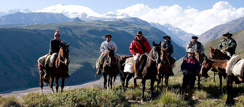 Take a horseback riding vacation to Buenos Aires, Argentina