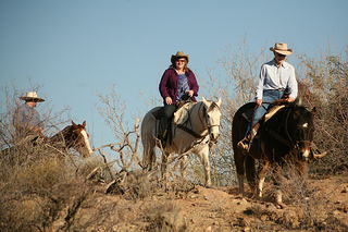 """Nancy Brown Rancho de los Caballeros"""