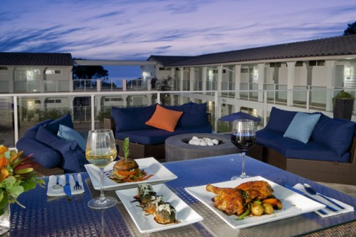 Hotel Indigo with oceanviews and near Del Mar Race Track
