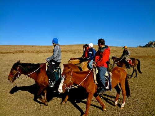 horseback riding mongolia, mongolia, horseback riding, horse riding holiday, Terelj National Park