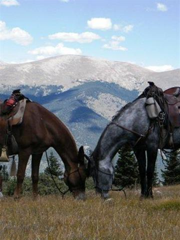 Take a horseback riding vacation in the less-traveled Platte River valley
