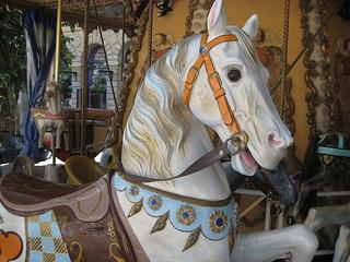 """carousel horse"""