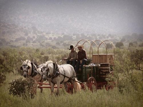Kent Rollins chuck wagon