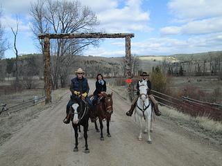 Ranch at Rock Creek riders