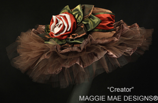 Creator Hat, Maggie Mae Designs