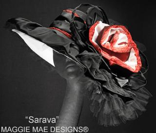 Sarava Hat, Maggie Mae Designs