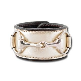 Platinum Palomino Bit Bracelet