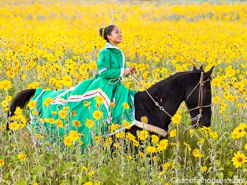 horse, Rancho Las Cascadas Mexico