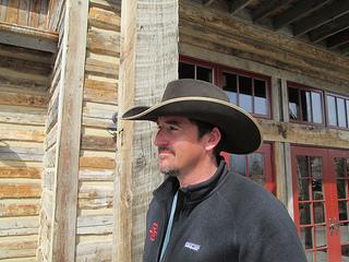 cowboy, Philipsburg, Montana