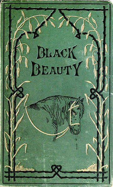 black beauty, book